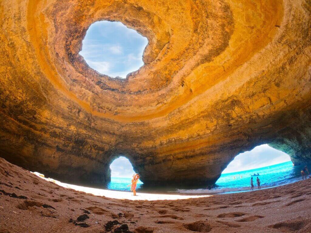 praias mais incomuns do mundo