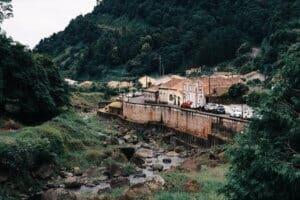 Sao Miguel nos Açores