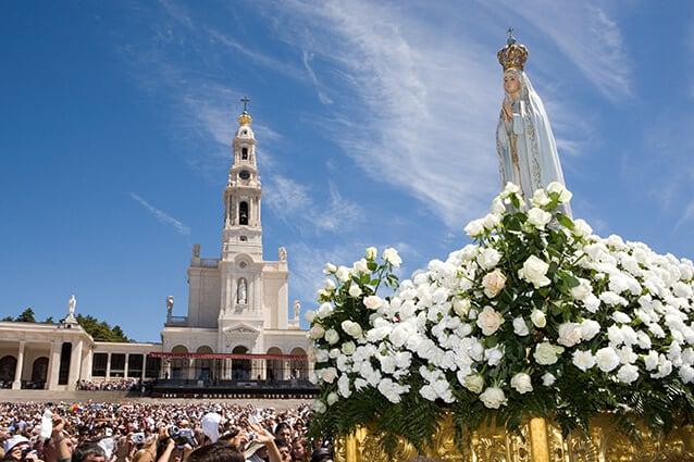 Fatima a 13 de Maio